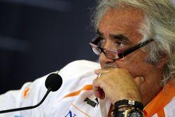 Флавио Бриаторе, руководитель Renault F1 Team