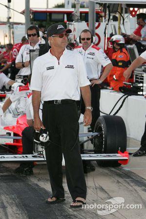 Rick Mears, Team Penske