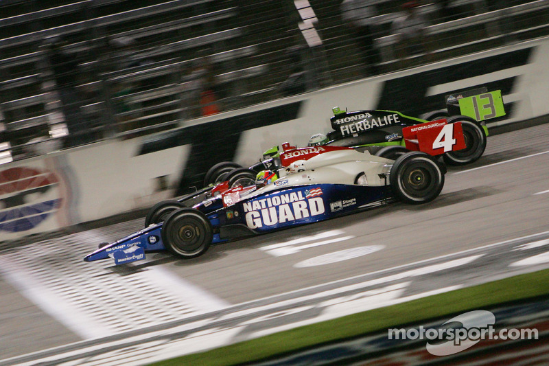Dan Wheldon, National Guard Panther Racing