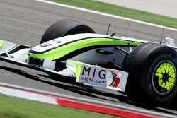 Brawn GP: Frontflügel