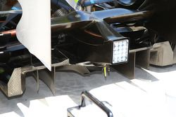 Brawn GP Doppeldiffusor