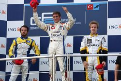 Luca Filippi, Super Nova Racing, y Davide Valsecchi, Durango