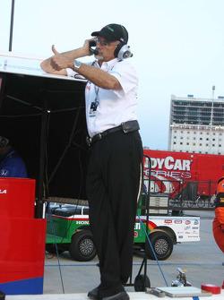 Kim Green, Andretti Green Racing
