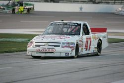 Brandon Knupp, Fast Track II Degreaser, Rockingham Speedway Chevrolet