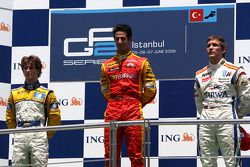 Javier Villa, Super Nova Racing , Lucas di Grassi, Racing Engineering and Vitaly Petrov, Barwa Addax