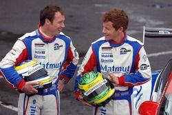Patrick Pilet and Patrick Long