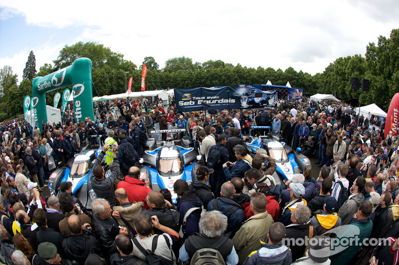 Team Peugeot Total Peugeot 908