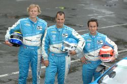 Alex Müller, Lukas Lichtner-Hoyer, Thomas Gruber