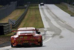 #75 Endurance Asia Team Porsche 911 GT3 RSR: Darryl O'Young, Philippe Hesnault, Plamen Kralev