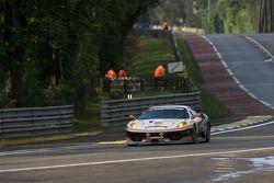 #89 Hankook Farnbacher Ferrari F430 GT: Dominik Farnbacher, Allan Simonsen, Christian Montanari