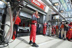 Ralf Jüttner, directeur sportif d'Audi Sport