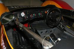 1978 Renault Alpine A442B cockpit