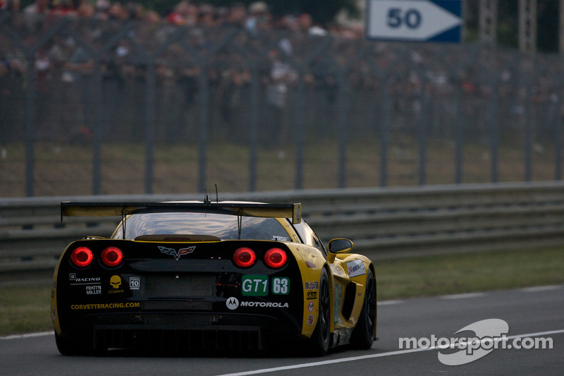 2010: #63 Corvette Racing Corvette C6.R: Johnny O'Connell, Jan Magnussen, Antonio Garcia