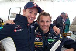 Xavier Maassen and Yann Clairay