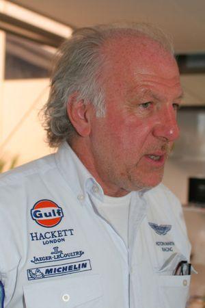 David Richards, Aston Martin Chairman
