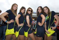 Creation Autosportif girls