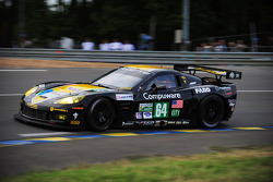 #64 Corvette Racing Corvette C6.R: Olivier Beretta, Oliver Gavin, Marcel Fassler