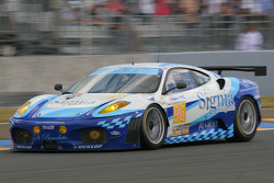 #96 Virgo Motorsport Ferrari F430 GT: Micheal Mclnerney, Sean Mclnerney, Michael Vergers