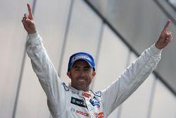 LMP1 podium: David Brabham