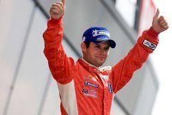 LMGT2 podium: Jaime Melo