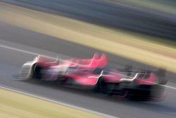 #35 OAK Racing Pescarolo Mazda: Matthieu Lahaye, Karim Ajlani, Guillaume Moreau