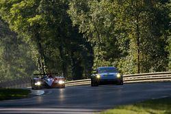 #12 Signature Plus Courage Judd: Pierre Ragues, Franck Mailleux, Didier Andre, #70 IMSA Performance Matmut Porsche 911 GT3 RSR: Michel Lecourt, Horst Felbermayr Jr., Horst Felbermayr Sr.