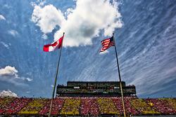 Le Michigan International Raceway accueile la LifeLock 400 NASCAR Sprint Cup