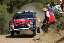 Себастьен Лёб и Даниэль Элена, Citroen C4, Citroen Total World Rally Team