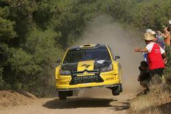 Евгений Новиков и Дмитрий Чумак, Citroen C4 WRC, Citroen Junior Team