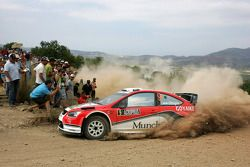 Федерико Вильягра и Хорхе-Перес Компанк, Ford Focus RS WRC08