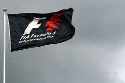 FIA Formula 1 flag