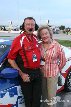 Johnny y Betty Rutherford