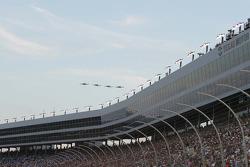 Pre-Race Flyover