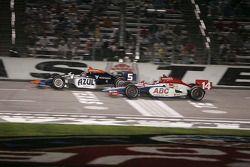 Mario Moraes, KV Racing Technology et A.J. Foyt IV, A.J. Foyt Enterprises