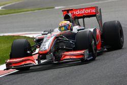 Lewis Hamilton, McLaren MP4-24