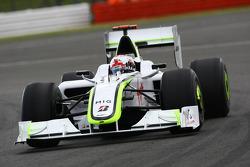 Jenson Button, Brawn GP, Brawn BGP 001