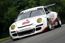 #86 Farnbacher Loles Racing Porsche GT3: Dominik Farnbacher, Eric Lux