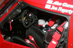 Zoom sur la #99 GAINSCO/Bob Stallings Racing Pontiac/Riley