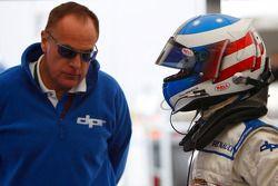 Andre Herck, DPR Team Principal with Michael Herck
