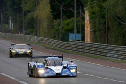 #33 Speedy Racing Team Sebah Lola Judd Coupe: Xavier Pompidou, Benjamin Leuenberger, Jonny Kane