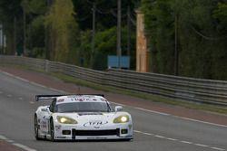 #72 Luc Alphand Aventures Corvette C6.R: Luc Alphand, Patrice Goueslard, Stephan Gregoire
