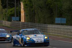 #70 IMSA Performance Matmut Porsche 911 GT3 RSR: Michel Lecourt, Horst Felbermayr Jr., Horst Felbermayr Sr.