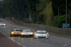#72 Luc Alphand Aventures Corvette C6.R: Luc Alphand, Patrice Goueslard, Stephan Gregoire, #89 Hanko