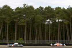#007 AMR Eastern Europe Lola Aston Martin: Stefan Muecke, Jan Charouz, Tomas Enge, #9 Team Peugeot T