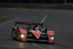 #14 Team Kolles Audi R10 TDI: Narain Karthikeyan, Charles Zwolsman, Andre Lotterer