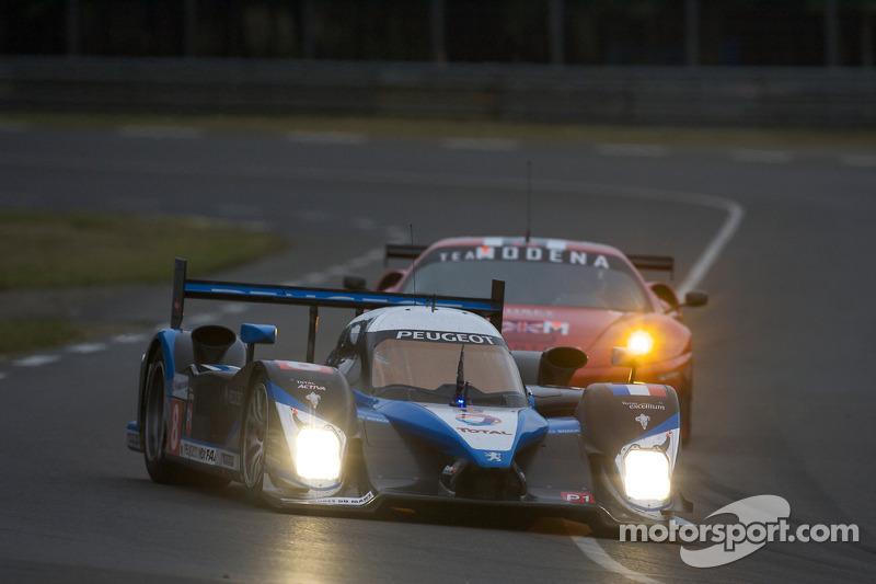 2009 - Peugeot Sport #8