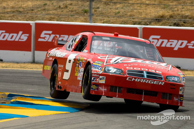 2009, Sonoma: Kasey Kahne (Petty-Dodge)