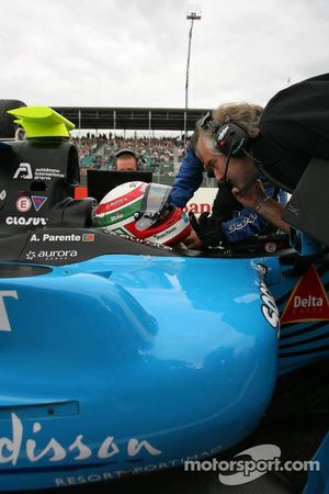 Alvaro Parente, Ocean Racing Technology