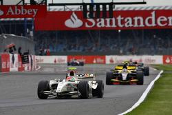 Romain Grosjean, Barwa Addax Team
