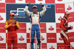 Lucas di Grassi, Racing Engineering, Alberto Valerio, Piquet GP et Nico Hulkenberg, ART